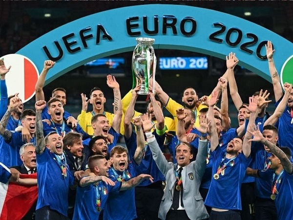 Italy wins UEFA Euro 2020 beating England in final