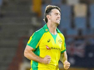Mitchell Marsh guide Australia wins 4th T20 vs Windies 2021