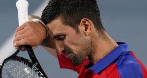 Golden slam bid is over for Djokovic as he lost to Zverev in Tokyo 2020