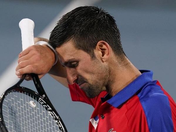 Novak Djokovic lost against Zverev to knockout from Tokyo Olympics