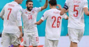 Euro 2020: Spain beat Switzerland to enter semifinals