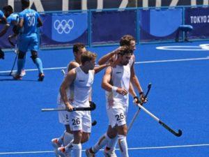Belgium reaches Tokyo Olympics final of men's hockey event