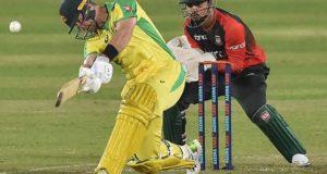 Australia chased 104 against Bangladesh as Christian hit 39 runs in 15 balls