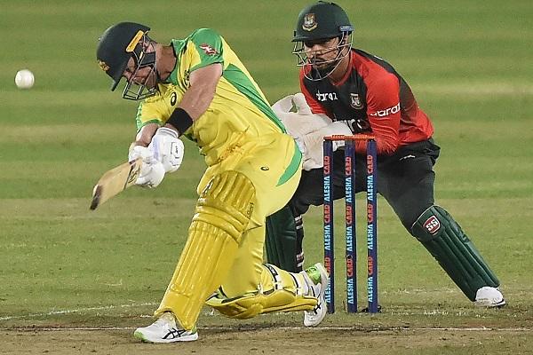 Dan Christian scored 39 against Bangladesh 2021