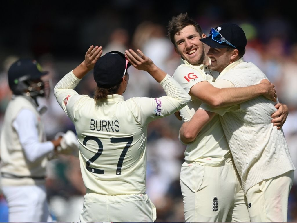 England beat India in 3rd test at Leeds 2021