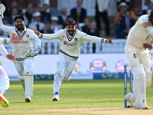 India won 2nd test at Lord's 2021