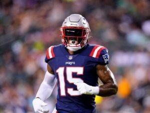 New England Patriots beat Eagles