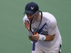 Andy Murray lost to Stefanos Tsitsipas US Open 2021