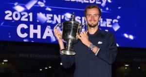 Daniil Medvedev beat Djokovic in final to win US Open 2021 Championship