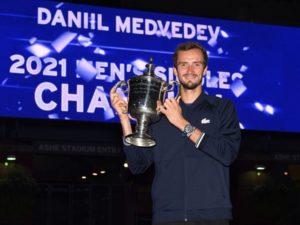 Daniil Medvedev win US Open 2021 men's singles title