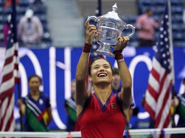 Emma Raducanu wins US Open 2021