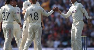 IND v ENG 4th Test: England openers add unbeaten 77 in chase of 368