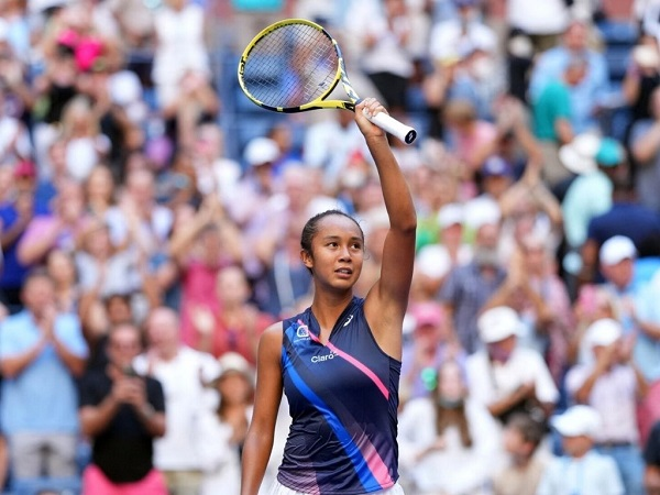 Leylah Fernandez to play US Open 2021 women's semifinals