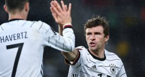 Germany beat North Macedonia 4-0 to become first team to qualify for 2022 Qatar World Cup
