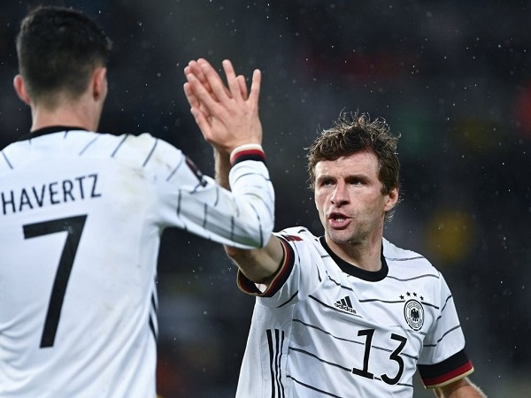 Germany became first team to qualify for FIFA World Cup 2022 Qatar